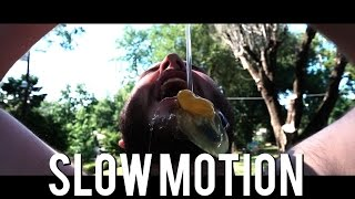 Slow Motion Sunday! (Testing Out The New Sony RX100 IV)