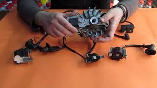Як вибрати двигун тріммера бензинового - модуль, котушка запалювання мотокоси (бензокосу)
