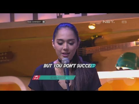 Duh Merdunya Suara Raquel Katie Bikin Danang Darto Terpesona