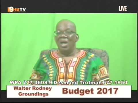 Budget 2017 Dec 11, 2016