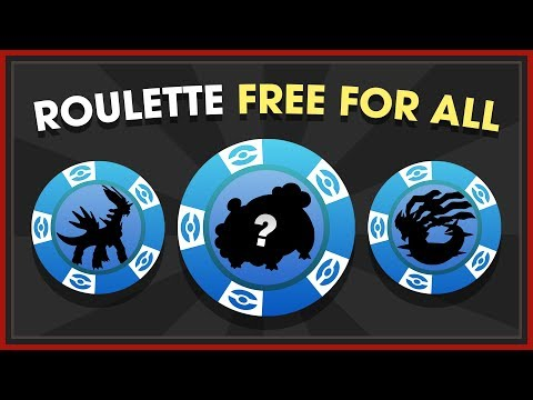 THE HOLY TRINITY (ROULETTE FFA)
