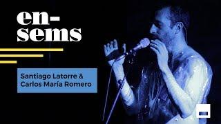 Santiago Latorre & Carlos María Romero / 04.06.17 / Sala Dormitori