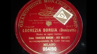 Belcanto Recordings 1898-1932