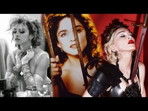Madonna: Album Sales and Chart History (1983 - 2015)