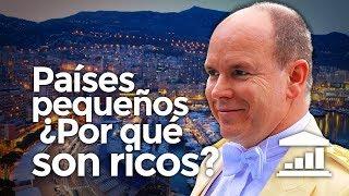 ¿Por qué los PAÍSES PEQUEÑOS son MÁS RICOS? - VisualPolitik