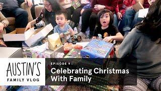 Celebrating with Family | Austin Vlog