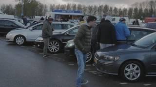 RTL7 Autovisie TV - Automeisje op Automarkt Nederland in Beverwijk