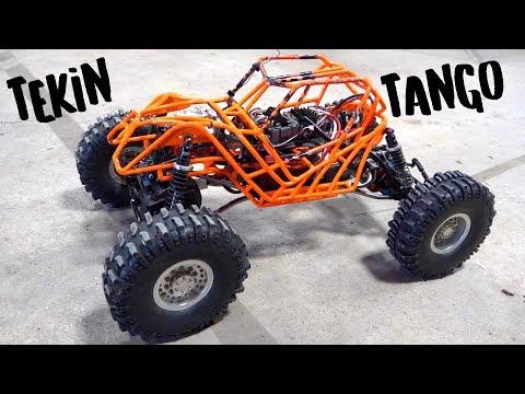 "4 Wheel Steer ""TANGO"" goes TWIN BRUSHLESS – TEKIN POWER"