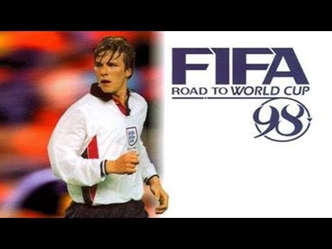 A Look @ FIFA: Road To World Cup 98 (PS1)
