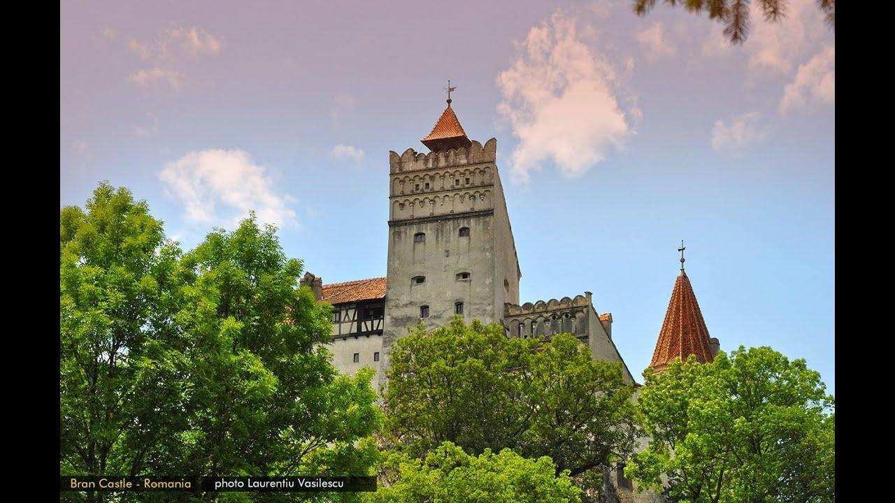 Bran Castle Draculas Castle Brasov Transylvania Romania Youtube - Live-bran-castle-pictures