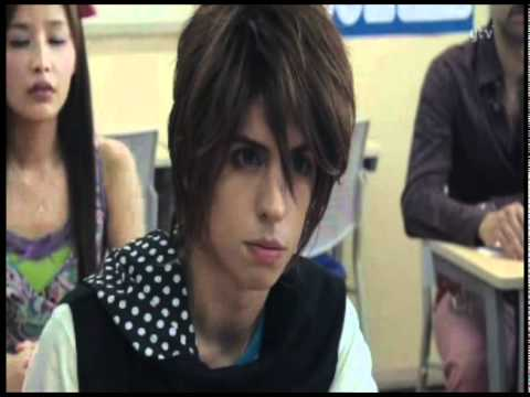 Nihonjin no shiranai nihongo, Sebastiano Serafini Japan TV drama. Luca Italian student