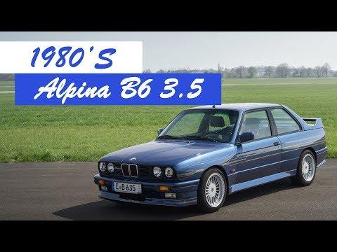 1986 Alpina B6 3.5 (BMW E30) | CarsRevolution