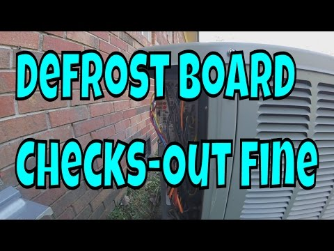 Defrost Board Troubleshooting