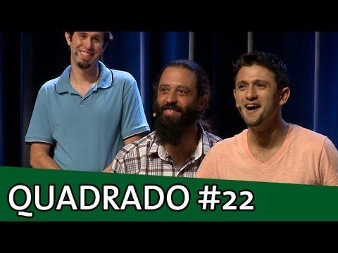 IMPROVÁVEL - QUADRADO IMPROVÁVEL #22