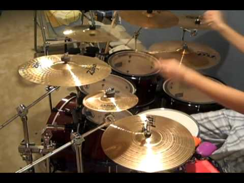 Rise and Sing - Fee (Drum Cover)