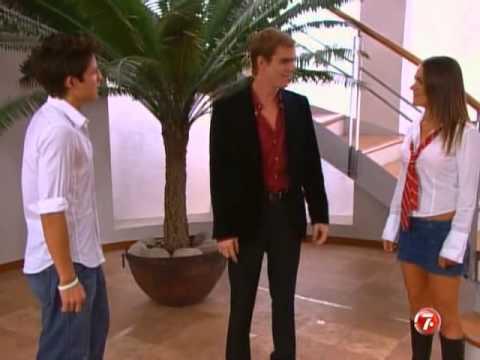 Lujan descubre que gaston es su Tutor - Rebelde - RBD
