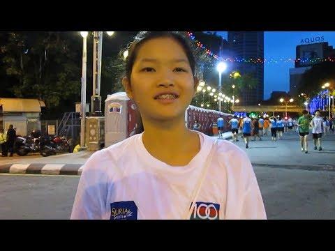 Super Cute Wei Yen, SCKL Marathon 2013, P8, Gerryko Malaysia