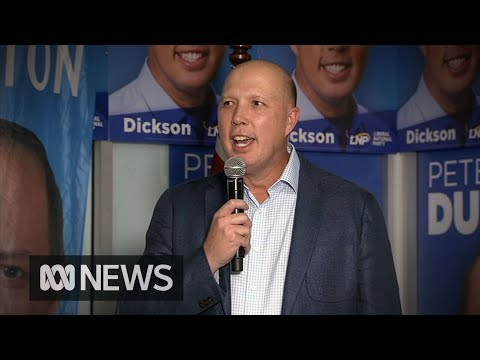 """""""Sweetest victory of all"""" - Dutton quotes Keating in victory speech 