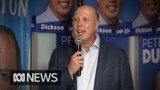 'Sweetest victory of all': Peter Dutton quotes Paul Keating in victory speech | ABC News