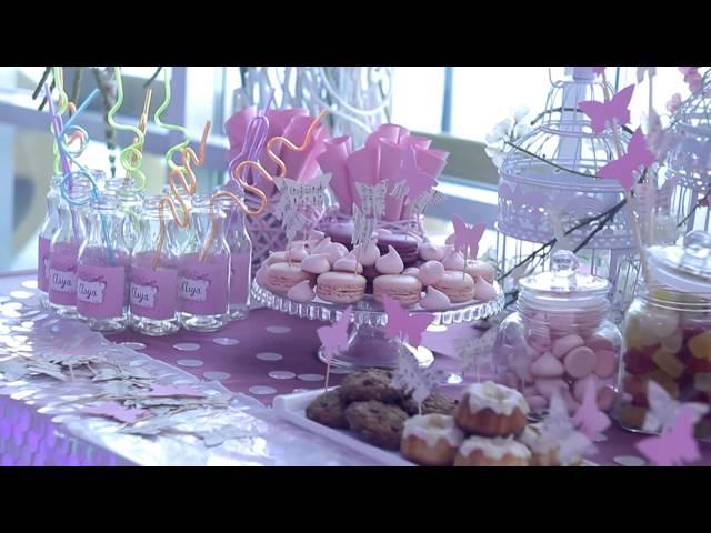 Оформление зала для детского дня рождения - Decoration for children's birthday party