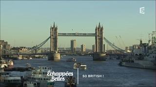 Un week-end so british - Échappées belles