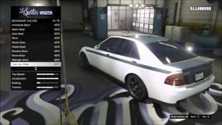 "GTA 5 - How To Make The ""Born To Race 2011"" Subaru WRX STi 04' (Blobeye)"