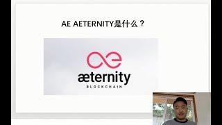 【项目分析】视频深度解读AE Aeternity