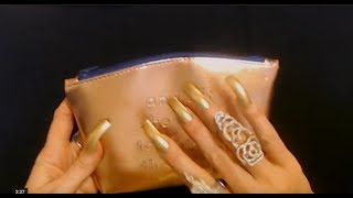 ASMR  Tapping With Long Nails (Whisper)