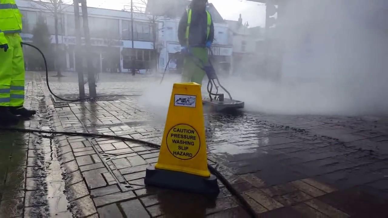Blast Away Street Cleaning Uk
