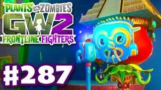 Aztec Rose! - Plants vs. Zombies: Garden Warf...