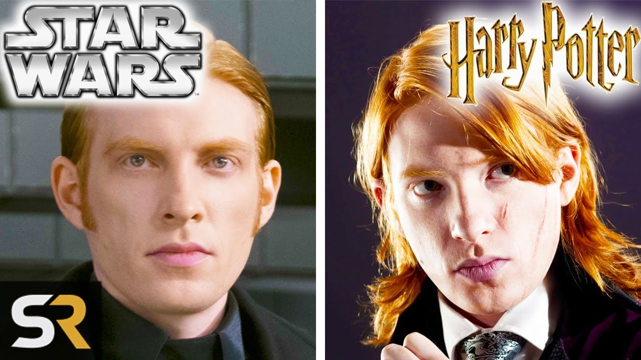 5 Actors You Didn't Realize Were In Harry Potter Movies