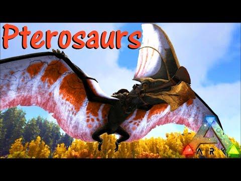 Pterosaur Educational Special - Pteranodon, Tapejar And Quetzalcoatlus [11]