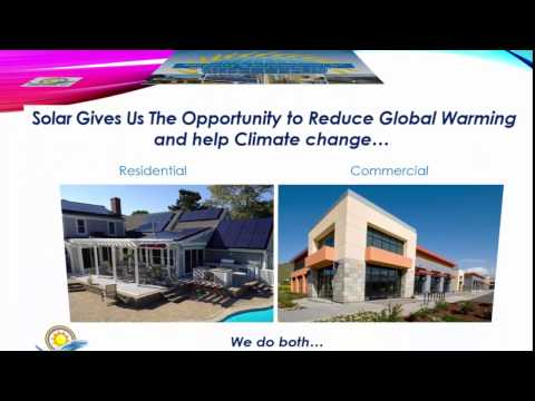 Renewable Energy Opportunities - Save On Solar Water Inc Customer Presentation