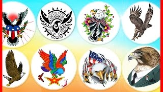 50 Best Eagle Tattoo Designs For Mens and Female