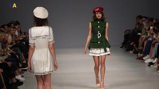 видео Юбилейные показы украинской недели моды | Украина без войны: информационно-аналитический портал