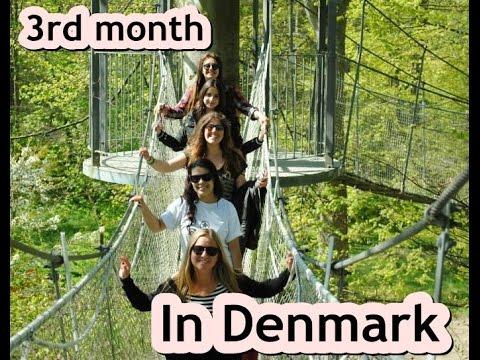 April in Denmark