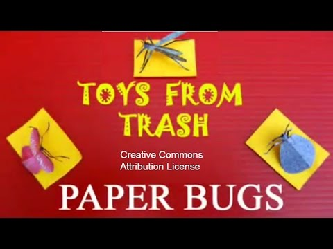 PAPER BUGS - 26MB