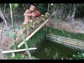 Primitive technology : Water purifier supply OXi for fish ponds | water filter
