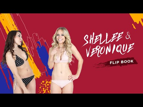 Shellee & Veronique Flip Book