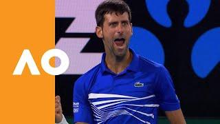 How the men's final unfolded | Australian Open 2019