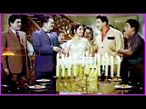 Avey Kallu Telugu Movie Scene - Krishna,Kanchana,Rajanala