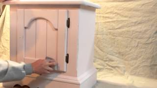 Chalk Paint Furniture Distressing Shabby Chic Look