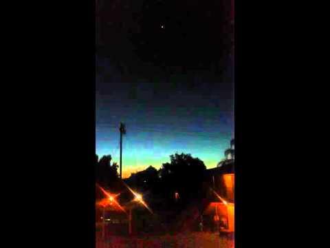11/11/15 UFO San Bernardino CA