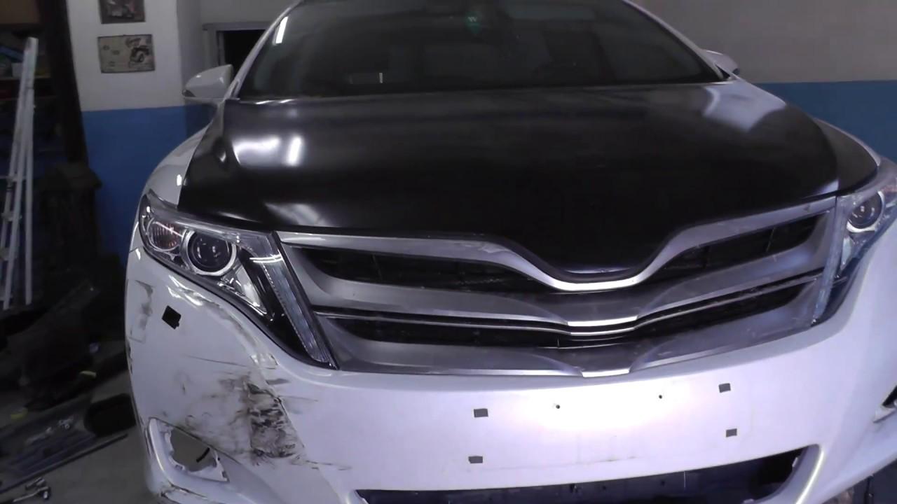 Москва рулит Toyota Venza - YouTube