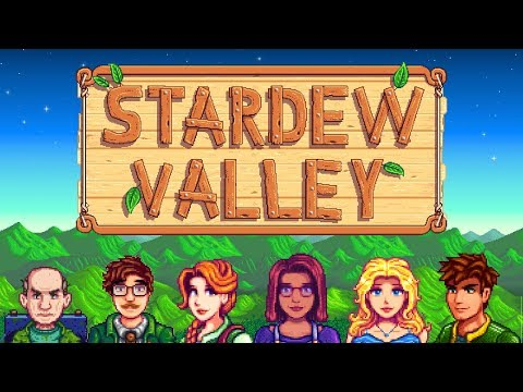 lilfarmsie farming with the bois in Stardew Valley (Streamed 1/11/18)