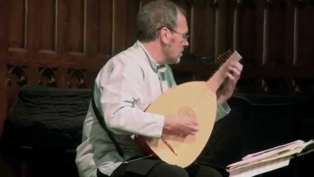 Nigel North plays Dalza (early Renaissance)