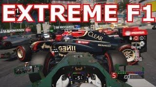 EXTREME F1 2014 -  LAST MAN STANDING! (Monaco)