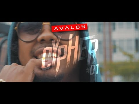 Avalon Cypher - #1 Era, Navi, TonyTony & Seffelinie (prod. Avenue) - hosted by 4SHOBANGERS
