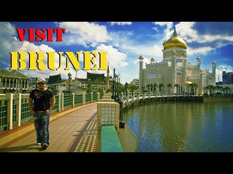 VISIT BRUNEI - Exotic Country of Brunei Darussalam