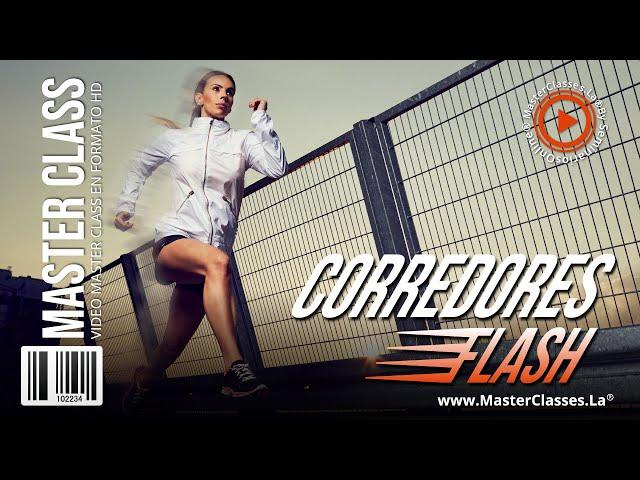 Corredores Flash - Domina el running como un profesional.